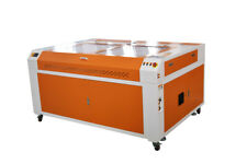 130W CO2 Laser Graviermaschine Engraving machine Upgraded Material+ cw5000