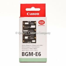 Canon BGM-E6 Battery Magazine - EOS 5D Mk II BG-E6 'AA' BATTERY MAGAZINE - NEW