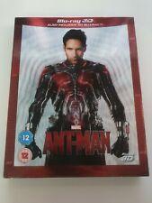 Ant-Man [Blu-ray 3D + Blu-ray]
