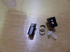 2015 New 3DS Authentic Nintendo 3DS Little hinge Repair parts,Lock&diffuser+Axle