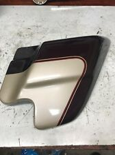 1998 HARLEY DAVIDSON ELECTRA GLIDE ULTRA ANNIVERSARY OEM RIGHT SIDE COVER