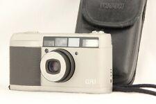 【 EXC + 5 】 Ricoh GR1 GR-1 35mm Silber Punkt & Shoot Kamera 28mm Linse Aus Japan