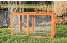 Outdoor Run Mesh Cover Raise Chickens Bantams Birds Backyard Farm Coop Safe Home