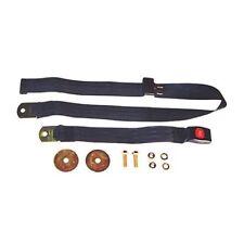 Jeep Cj Yj Wrangler 76-95 New Rear Seat Belt Black  I Belt 1
