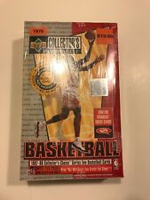 1997-98 Upper Deck Collector's Choice Series 2 Basketball Box Duncan Rookie?