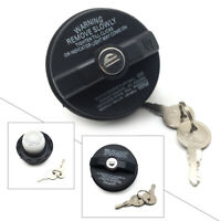 Engine Dancer Gas Cap Fuel Tank Cap Fuel Filler Cap Locking Gas Fuel Cap with Keys 05278655AB Replacement For 2000-2010 Dodge Ram 1500,2007-2017 Jeep Patriot 2001-2018 Jeep Wrangler Ford Ranger,More