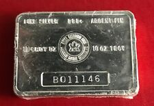 Vintage 10oz Royal Canadian Mint RCM bar .999 Silver - Still Sealed!