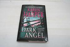 Karen Harper Dark Angel 2005 Hard Back With Dust Jacket