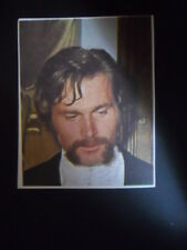 Figurina Cantanti Attori Album Intrepido  1970-71 - n°24 Franco Nero  [AFZ]