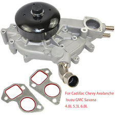 Premium For Chevy Chevy GMC Cadillac Isuzu 4.8L 5.3L 6.0L  Engine Water Pump