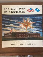 CIVIL WAR AT CHARLESTON By Arthur M Wilcox and Warren Ripley