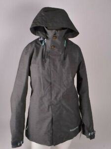 2020 NWT WOMENS 686 SMARTY SPELLBOUND SNOWBOARD JACKET $260 S Charcoal Heather