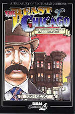 BEAST OF CHICAGO, THE (Treasury of Victorian Murder (Paperback)), Rick Geary, Ne