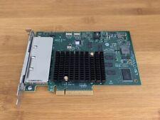 LSI 9201-16e SAS HBA mit Full Profil Slotblech