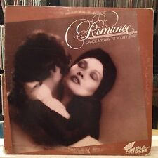 NM LP~ROMANCE~Dance My Way To Your Heart~[ 1978 PRISM]~Disco~