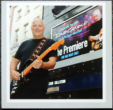 PINK FLOYD POSTER PAGE DAVID GILMOUR REMEMBER THAT NIGHT . H54