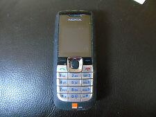 Nokia 2610 - Black (Orange Locked) Mobile Phone