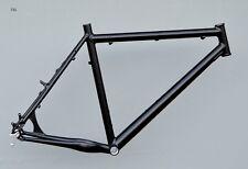 "Mountainbike Rahmen 56 cm Alu schwarz matt 26"" Disc + V-Brake NR711"