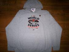 SAN FRANCISCO GIANTS NEW MLB AUTHENTIC WORLD SERIES CHAMPIONS HOODED SWEATSHIRT