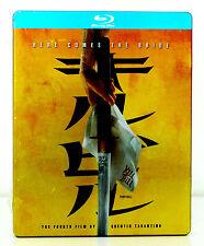 Kill Bill: Volume 1 (Canadian Limited Edition Steelbook) Blu Ray, New