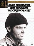 ONE FLEW OVER THE CUCKOO'S NEST Special Edition 2-Disc DVD (1975) Jack Nicholson