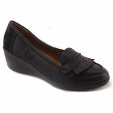 Hotter Wedge Court Shoes for Women