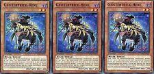 Yu-Gi-Oh! 3x Geistertrick Hexe Common SHSP-DE018  1.Auflage