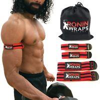 Ronin Wraps Blood Flow Restriction Bands | BFR Occlusion wraps