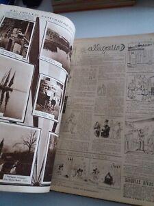 TOPOLINO 1a Striscia ILLUSTRAZIONE DEL POPOLO 1930 COMPLETA  Ottima e Rara !