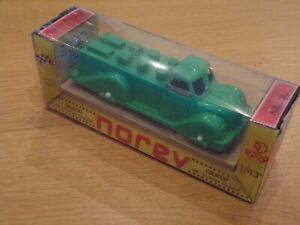 Norev vintage Citroen Ami box only with wear & plastic model