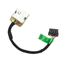NEW HP 15-f008cl 15-f009ca 15-f010dx 15-f010wm DC IN POWER JACK CHARGING CABLE