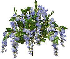 Lavender Wisteria Artificial Flower 24