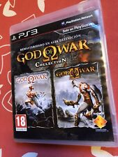GOD OF WAR COLLECTION PS3 PAL ESPAÑA