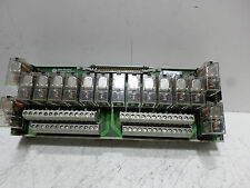 ALLEN BRADLEY RELAY MODULE 24DC 16 RELAYS - 1492-XIM4024-16R - DIN RAIL MOUNTING