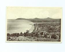 Black/White Postcard of Victoria Castle & Vale of Shanganagh, Dun laoghaire