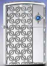 Zippo en TU MECHERO Blue Star Armor case Limited Edition xxx/500 60002175