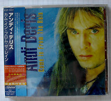 Andi Deris - Come in from the Rain JAPAN CD OBI VICP-10137 HELLOWEEN