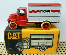 CATERPILLAR 1926 MACK DELIVERY BOX TRUCK DIECAST ERTL BANK #2434