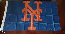 New York Mets 3x5 Blue Flag. US seller. Free shipping within the US!!!