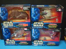 Star Wars Episode I Action Fleet ANAKIN'S POD RACER Trade Federation Ship Lot