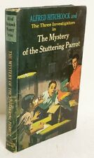 Alfred Hitchcock Three Investigators STUTTERING PARROT First Edition 1964