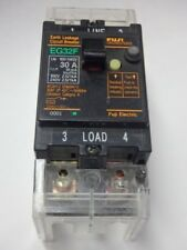 Earth Leakage Breaker 30A 2-Pole Fuji Electric EG32F 30  30 AMAT 0020-70559