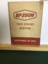 Service Log Books
