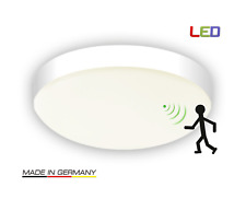 Visolight D280MS LED Wand-/Deckenleuchte mit Bewegungsmelder warmweiß (3000K)