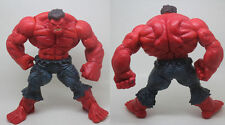 Marvel Universe Avengers Incredible RED HULK Action Figure NEW toy - UK Seller