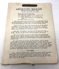 Vintage 60s Marlinespike Seamanship Usnts lines ropes highly technical document
