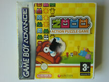 ZOO action puzzel game NEUF sous blister game boy gba nintendo