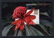 AUSTRALIA SGMS2594 2006 WILDFLOWERS MNH