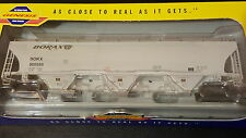Athearn Genesis U.S. Borax trinity 5161 cu ft covered hopper-10 course