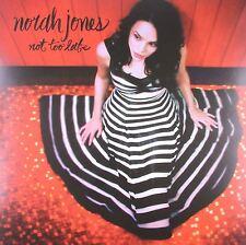 NORAH JONES-not too late Vinyle LP-Brand New & Sealed